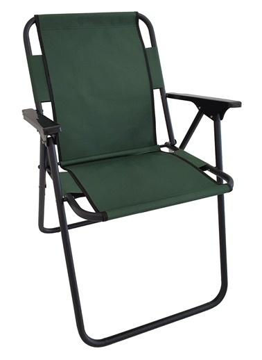 Bofigo Bofigo Kamp Sandalyesi Katlanır Sandalye Piknik Sandalyesi Plaj Sandalyesi Yeşil Yeşil